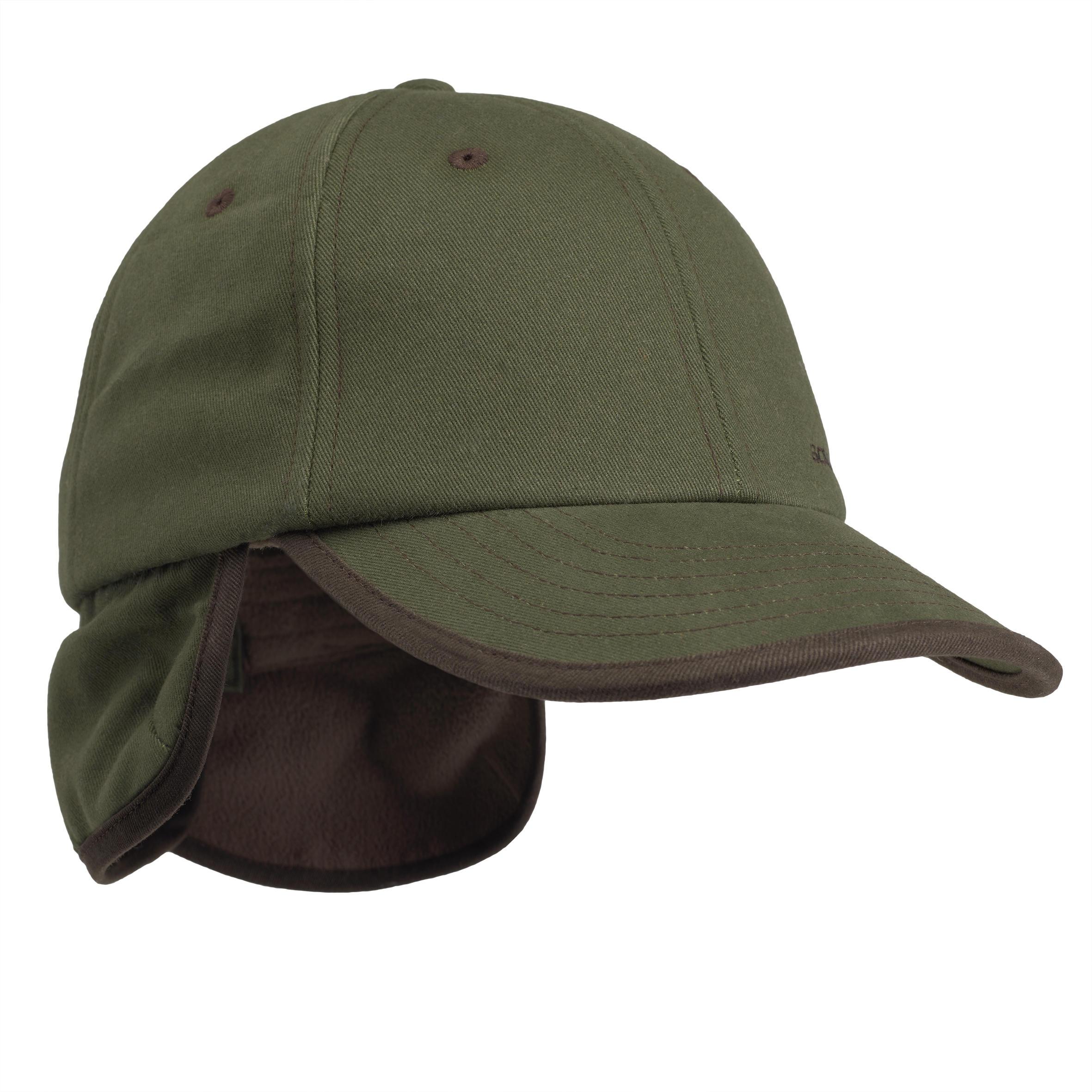 Șapcă polar 100 verde copii imagine