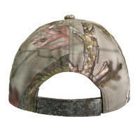 100 Kids Warm Camouflage Cap - Camo