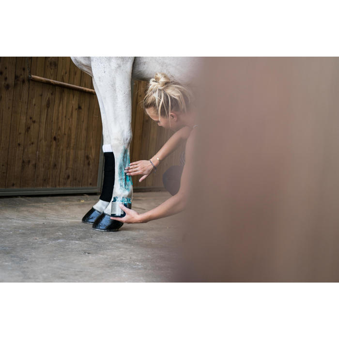 Gel rafraîchissant tendons en pot équitation cheval et poney COOL GEL 500 ML