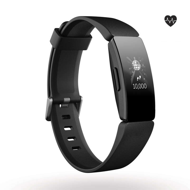 HEART RATE MONITORS Running - INSPIRE HR activity wristband FITBIT - Running Accessories