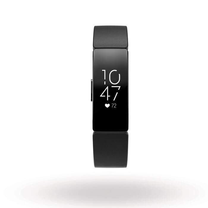 Bracelet d'activité INSPIRE HR (cardio au poignet) noir