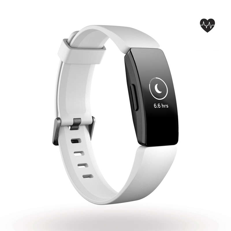 CARDIOFREQUENZIMETRO Running, Trail, Atletica - Activity tracker INSPIRE HR FITBIT - Running, Trail, Atletica