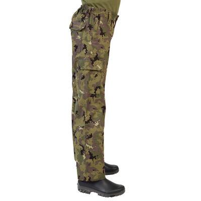 Pantalon chasse junior camouflage
