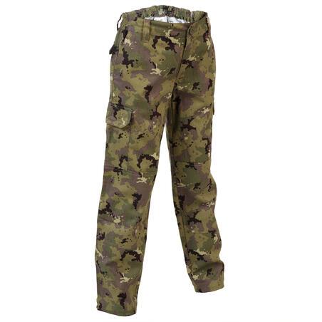 Pantalon camouflage– Enfants