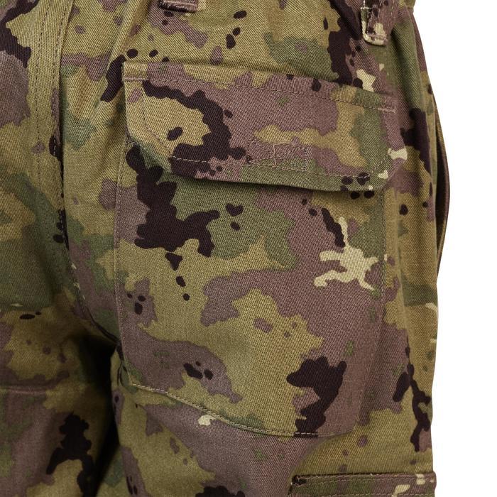 Jagdhose Kinder camouflage