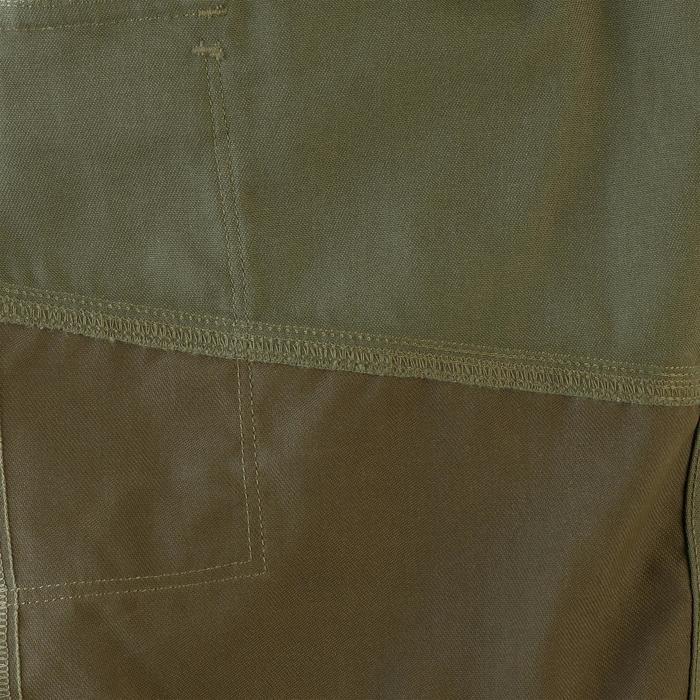 Kinderbroek voor de jacht Renfort 100 groen