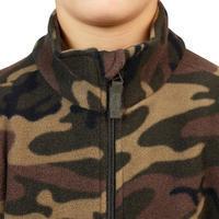 Kids Warm Fleece - Camo