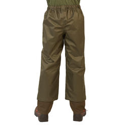Surpantalon chasse 100 junior