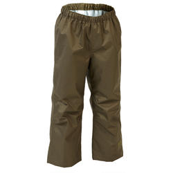 100 Kid's Hunting Top-Layer Pants
