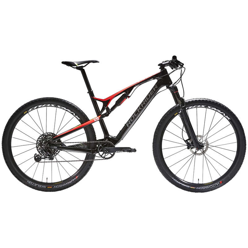 AD CROSS COUNTRY MTB BIKE Cycling - XC 900S Full Suspension Carbon Mountain Bike - 29