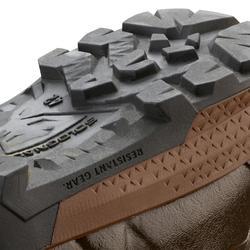 Jagd-Gummistiefel Renfort 920 Balg braun