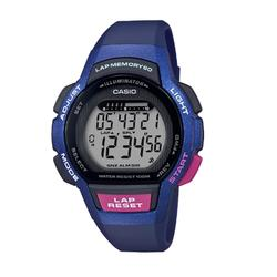 1b2a0317c6ef Reloj Cronómetro Running Casio LWS-1000H 2AVEF Negro Azul