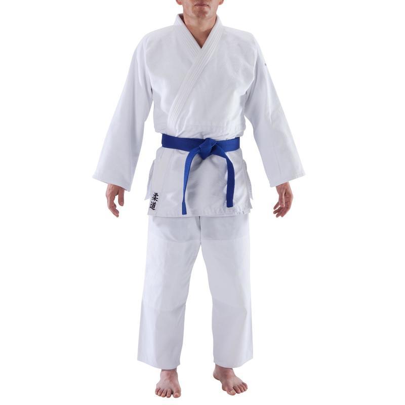 Judo Kimono de judo, aikido 500 adulto blanco