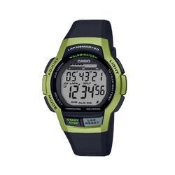 a339372cb7e7 Reloj Cronómetro Running Casio LWS-1000H 3AVEF Negro Amarillo Casio ...