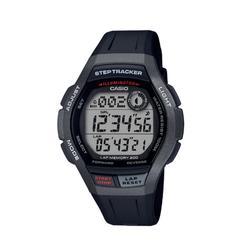 Reloj Cronómetro Running Casio WS-2000H-1AVEF Negro/Gris