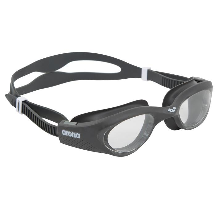 Lunette natation THE ONE CLEAR-GRIS