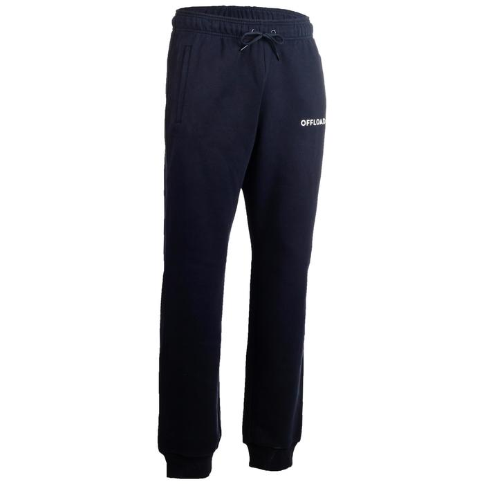 Pantalón largo Rugby Offload R500 adulto azul