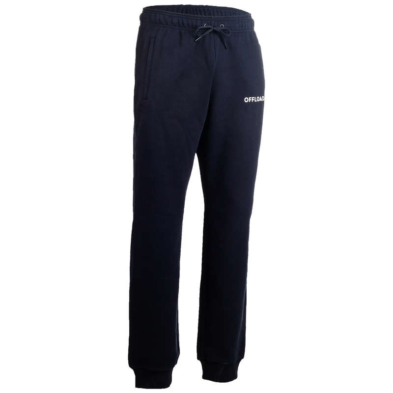 CLUB APPAREL OFFLOAD Rugby - R500 Junior Club Bottoms Blue OFFLOAD - Rugby Clothing