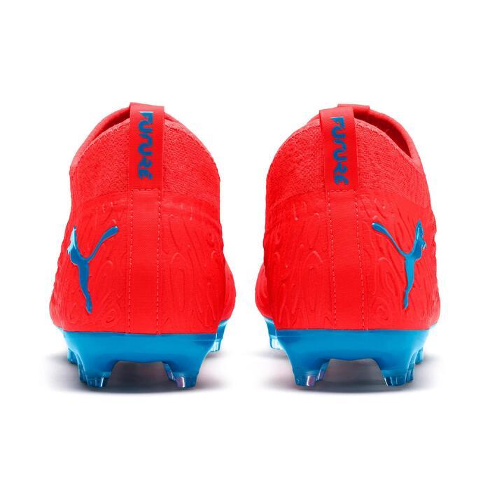 Chaussure de football enfant Future 19 3 FG rouge