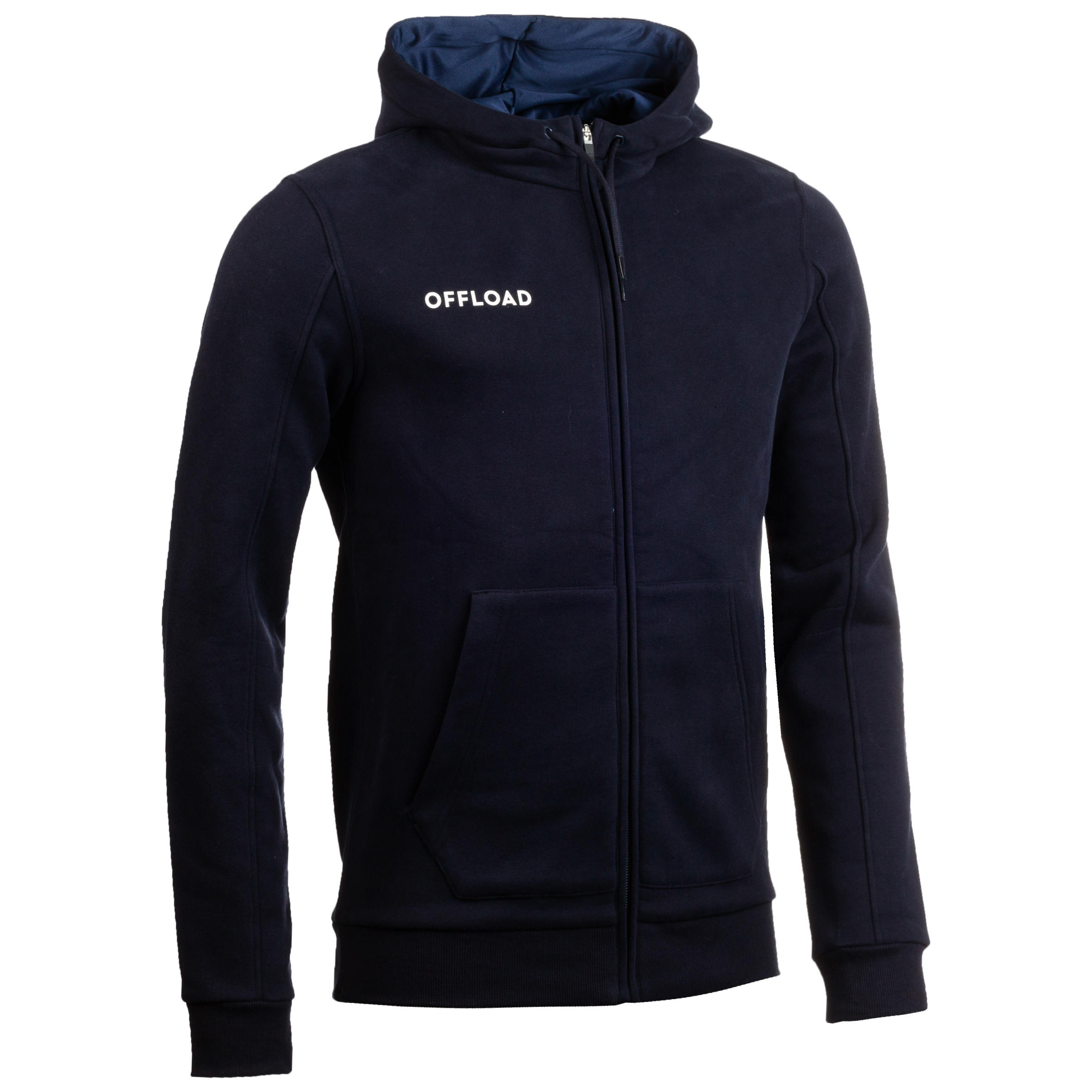 Jachetă cu fermoar rugby R 500 imagine