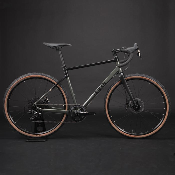 Rennrad Gravel Bike Triban RC 520 Gravel ltd 1×11