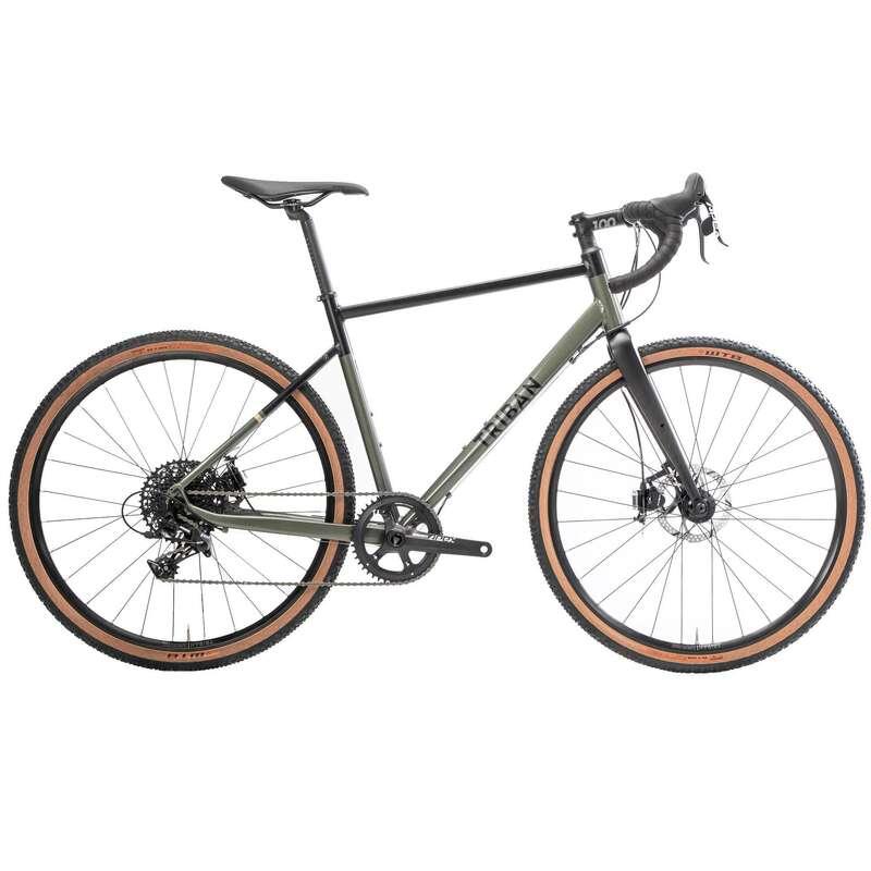 LANDSVÄGSCYKLAR CYKELTURISM Cykel - TRIBAN RC 520 GRAVEL LTD 1x11 TRIBAN - Cykel 17
