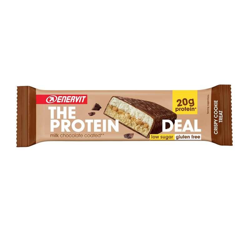 PROTEINE E COMPLEMENTI ALIMENTARI Proteine e complementi - BARRETTA PROTEIN DEAL COOKIE ENERVIT - Boutique alimentazione 2019