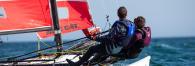 Conception : l'aide à la flottabilité en voile légère