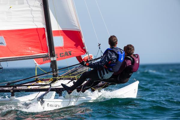 Neoprenschuhe zum Regatta oder Jolle segeln