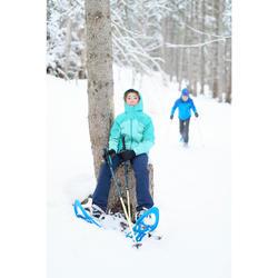 Raquettes à neige junior TSL 302 Freeze bleu