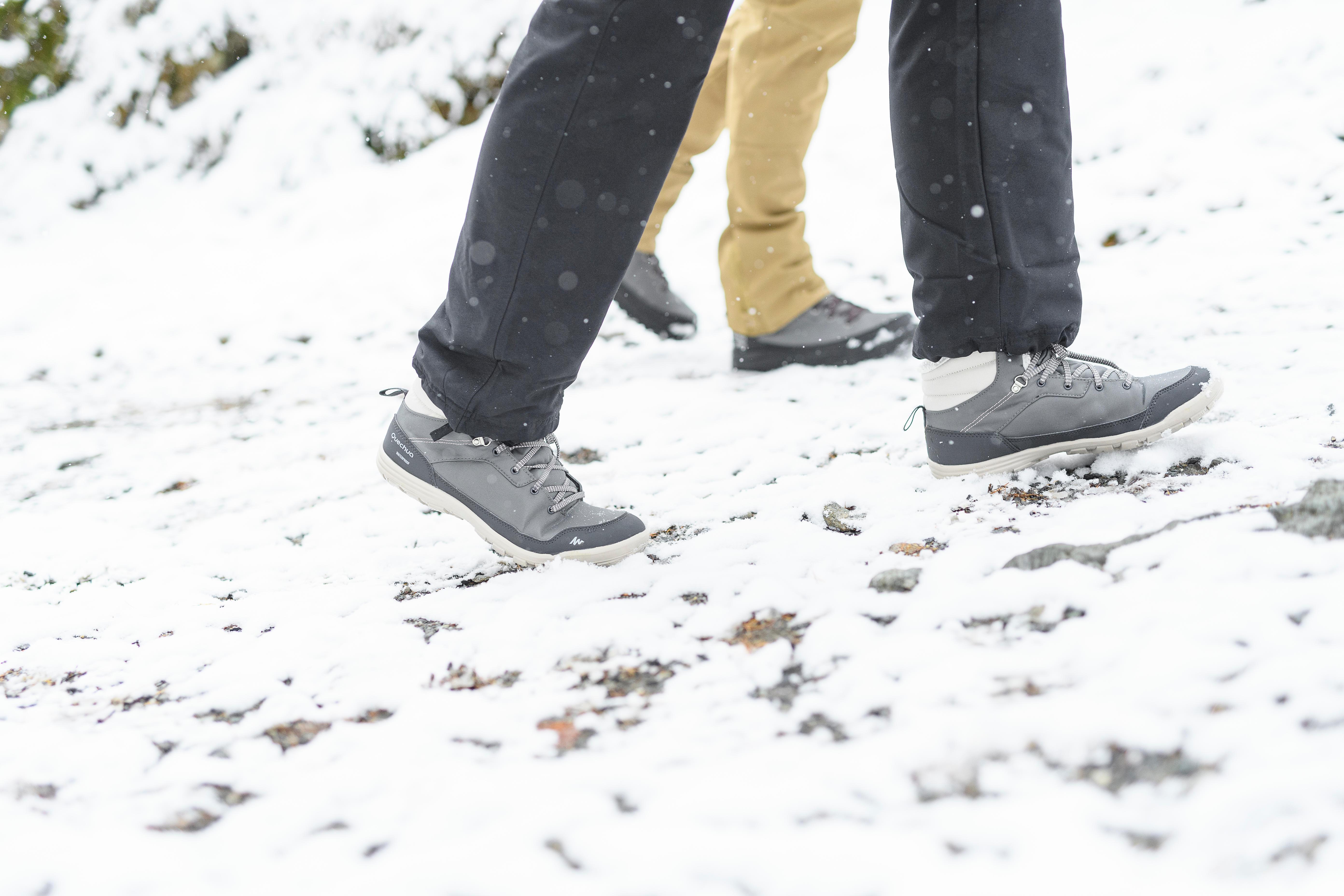 Chaussures randonée neige