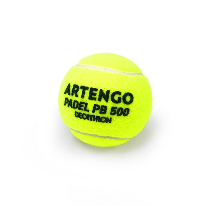 Padelballen PB700 Club 50 stuks