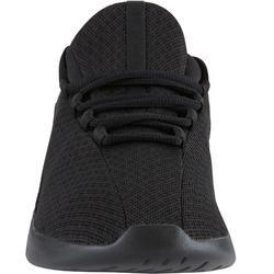 Damessneakers voor sportief wandelen Nike Viale zwart