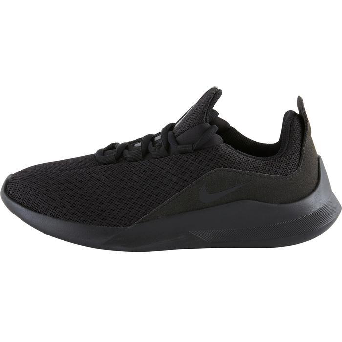 meilleure sélection 5b857 1461c Chaussures marche sportive femme Nike Viale full noir