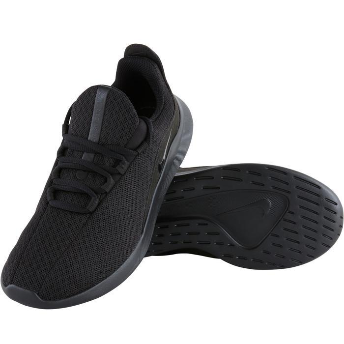 meilleure sélection 57a6a 0ca30 Chaussures marche sportive femme Nike Viale full noir