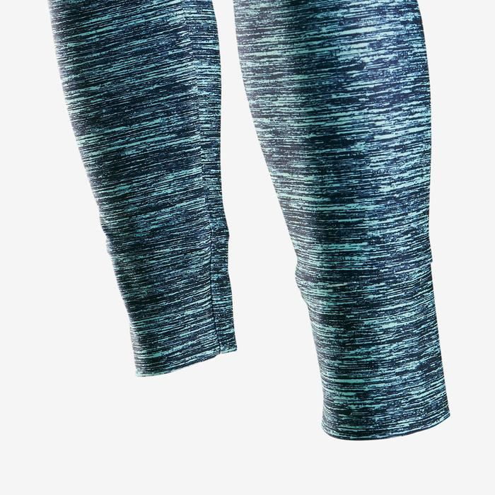 Leggings S500 Gym Kinder blau