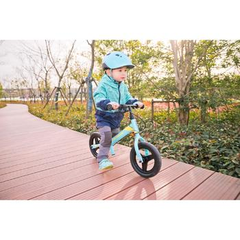 """10""""兒童平衡車Run Ride 500 - 淺藍色"""