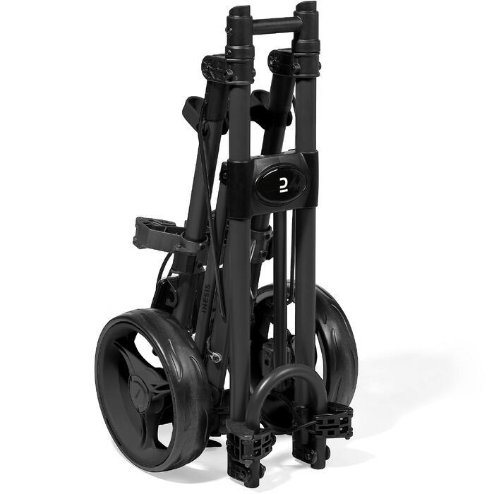 Tweewiel golftrolley Compact