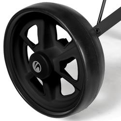 Golf Trolley für Kinder 2-Rad schwarz