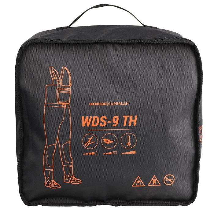 Vadeador neopreno de pesca WDS-9 Thermo