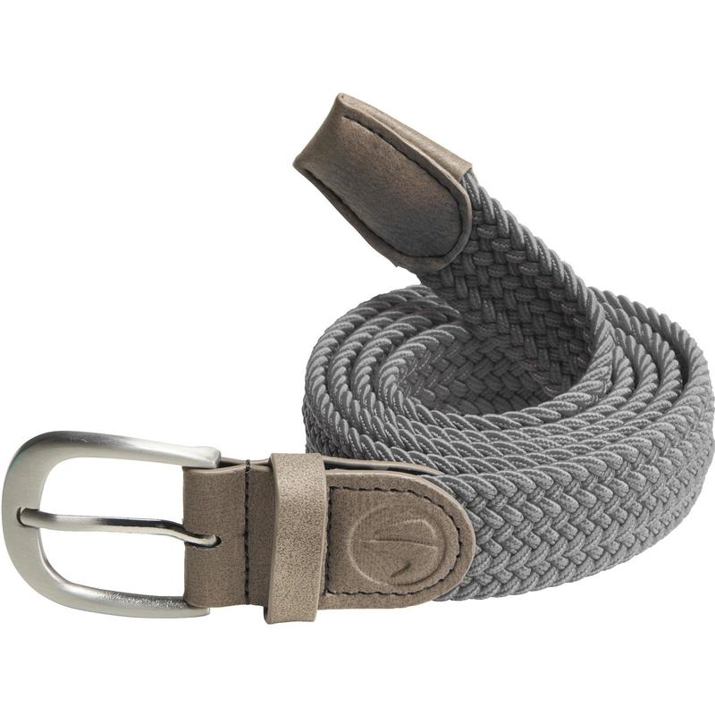 Cintura golf adulto grigia taglia 2