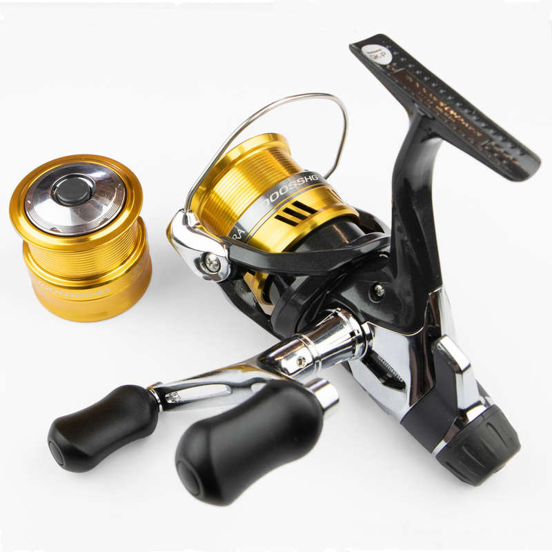 FEEDER, METHOD COMBOS, RODS, REELS Fishing - SAHARA 3000 RD SHIMANO - Coarse and Match Fishing