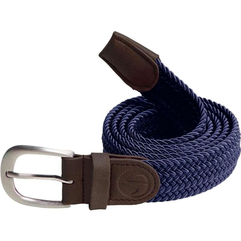 ABBIGLIAMENTO GOLF UOMO TEMPO MITE Golf - Cintura golf adulto 500 blu INESIS - Abbigliamento e scarpe golf