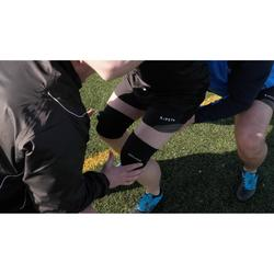 Line-Out-Bandage Rugby R500 schwarz