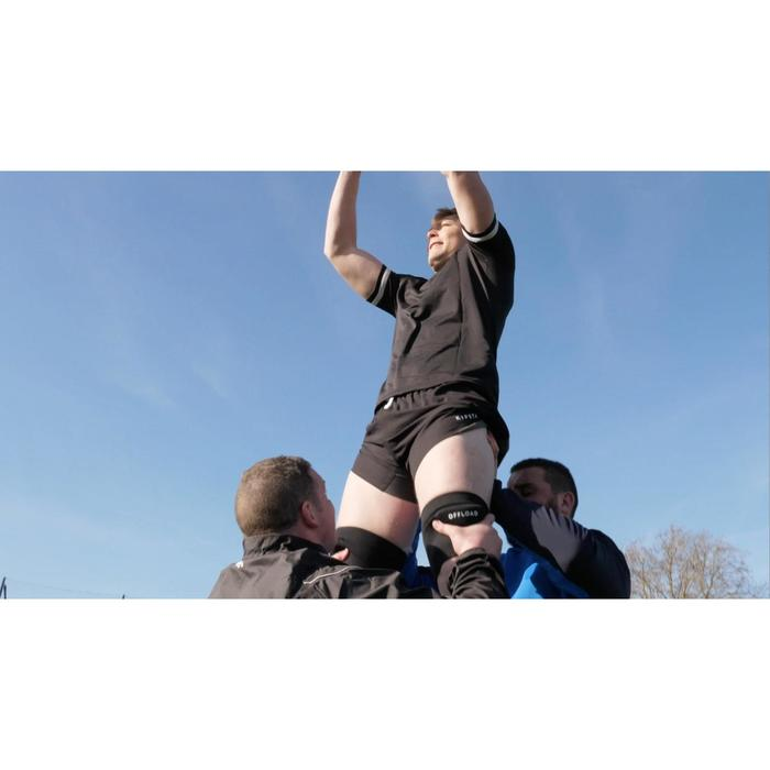 LINE OUT SUPPORT RUGBY 500 Noir