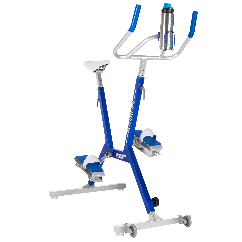 Bureau Fitness FitBike-3 avec bandes de r/ésistance