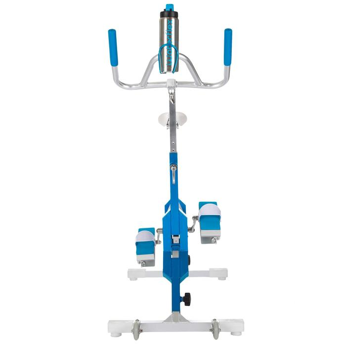 Bici Aquabike Vario Pack Sport Azul Blanco