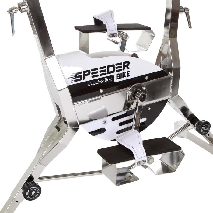 Aquabike Speeder Pack Sport Gris