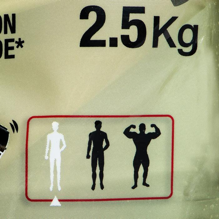 MASS GAINER 3 APTONIA vainilla 2,5 Kg