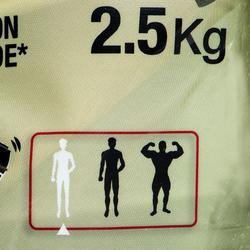 MASS GAINER 3 vanille 2,5 kg